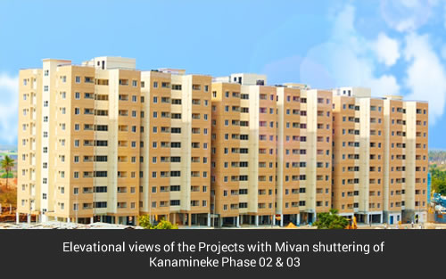 mivan construction