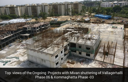 Monolithic Structure Construction | Fast-Track mass construction of